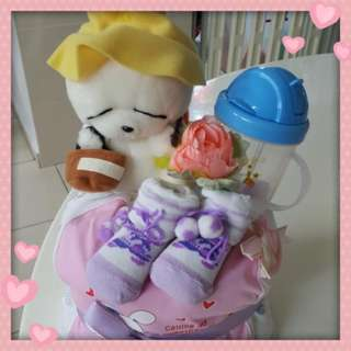 Diaper cake #3 - COD