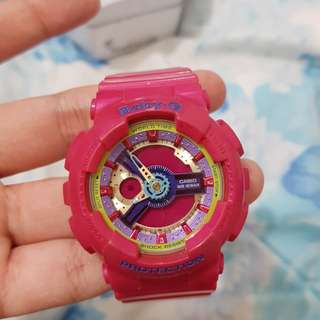 G SHOCK BABY G WATCH