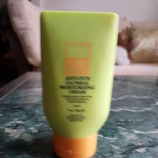 Brand new Nks anti itch oatmeal moisturizing cream
