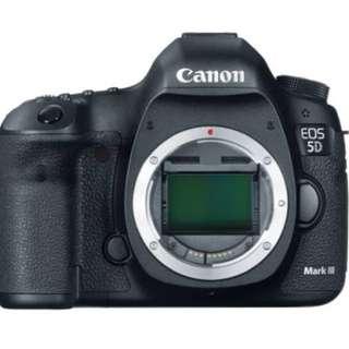 Canon 5D Mark III mint condition