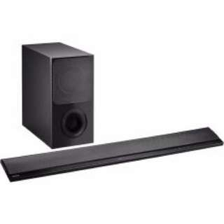 Sony 2.1 Sound Bar HT-CT390 with bluetooth technology