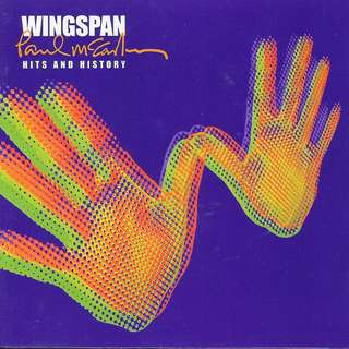 CD ALBUM - 2CDS  -PAUL McCARTNEY - WINGSPAN - HITS AND  HISTORY   ///BOX Z //