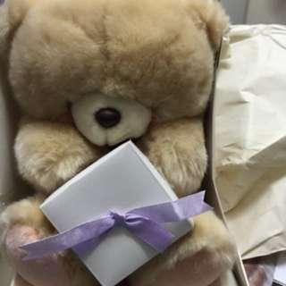 'Hallmark' $300 Forever Friends Birthday Gift Bear
