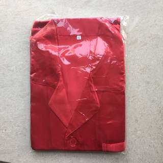 男裝結婚用睡衣 (red, 100%new, wedding)