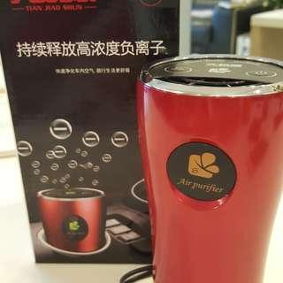 Car purifier filter
