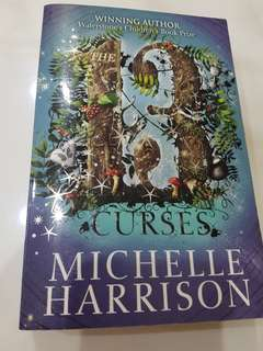 The 13 Curses MICHELLE HARRISON