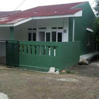 Dijual rumah dekat dengan stasiun KRL