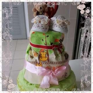 Diaper cake #4 - COD