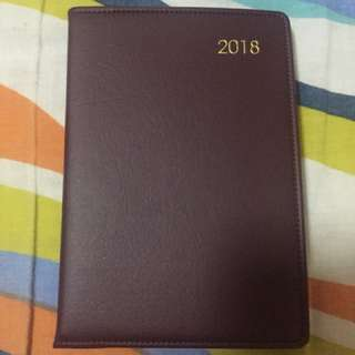 🆕2018 Planner / Diary