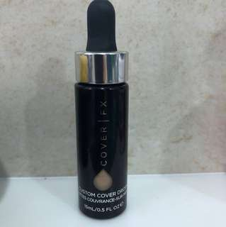 N30 Cover fx custom cover drop foundation