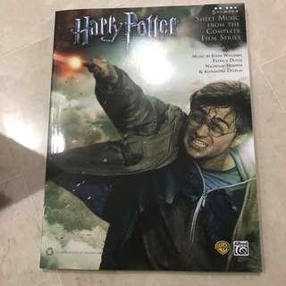 Harry Potter/John Williams sheet music brand new