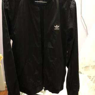"Adidas ""thank you for nothing"" jacket"