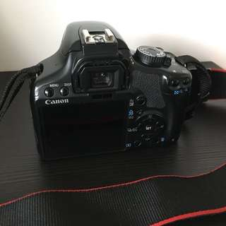 Canon Rebel XSi DSLR