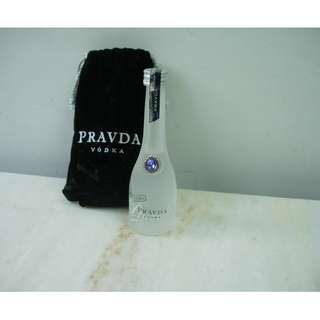 PRAVDA VODKA 50ml 珍藏版