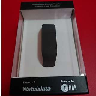 Watchdata Fitness Tracker with EZ-Link Function