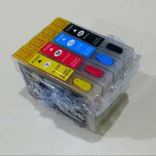 Compatible Ink Cartridges (Refillable)
