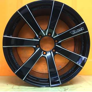 20 inch SPORT RIM 4x4 TORQ RACING WHEELS