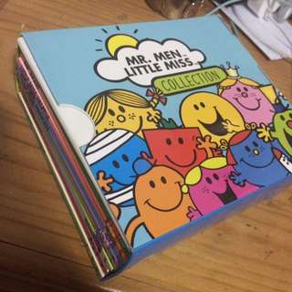 Mr Men & Little Miss Collection