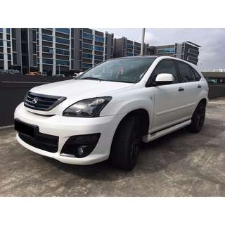Toyota Harrier 2.4 A