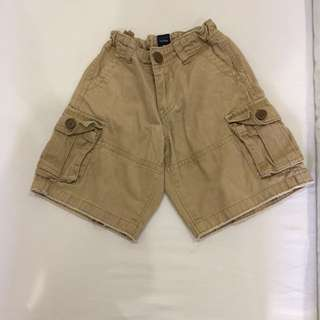Gap short khakis age 3 boys