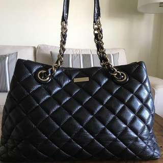 (Reduced Price) Kate Spade Gold Coast MaryAnne Black Large