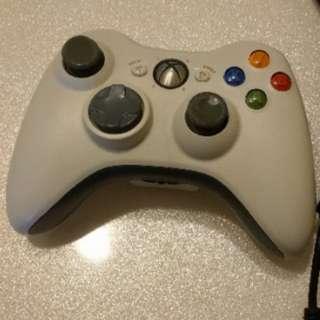 Original Xbox 360 Wireless Controller(white)