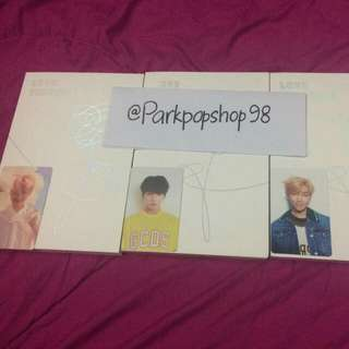 READYSTOCK BTS HER LOVE YOURSELIF [UNSEALED]