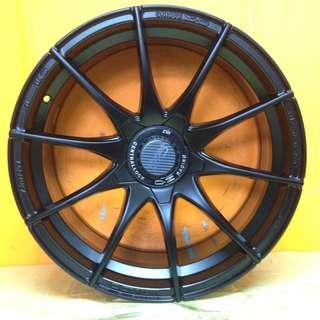 18 inch SPORT RIM O.Z RACING WHEELS PEUGEOT VOLVO