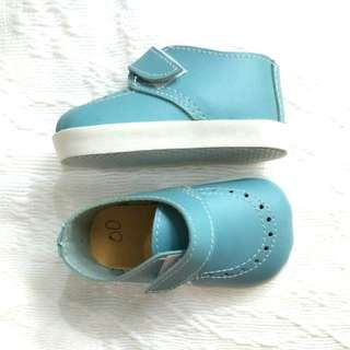 Baby Boy Blue Shoes