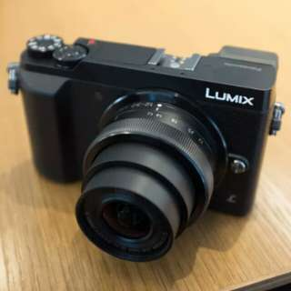Panasonic GX85 Body (4k camera with warranty)