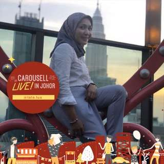 Carousell Live in JB
