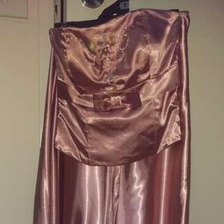 Brides maid dress size xs