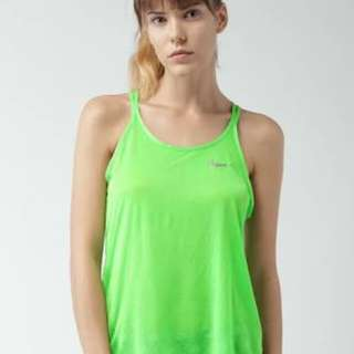 Nike cool breeze strappy tank top.