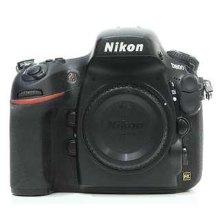 Nikon D800 Body Only (SC 10K+)