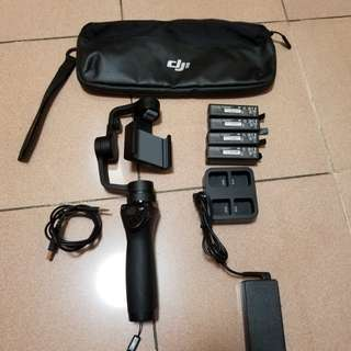 dji osmo mobile手機穩定器 雲台