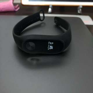 Xiaomi Mi Band 2 (Black)
