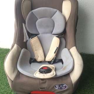 Car seat mydear
