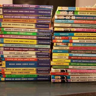 Archie Comics Books