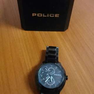 Police Men's Independence Watch