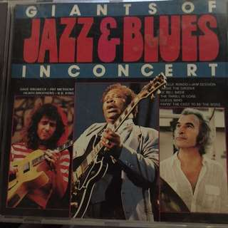 Jazz Blues Cd