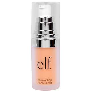 INSTOCK! E.L.F. Cosmetics, Illuminating Face Primer, Radiant Glow, 0.47 fl oz (14 ml)