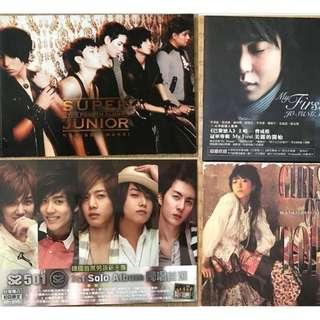 【CD出清3-日語韓語歌手、韓劇原聲帶】