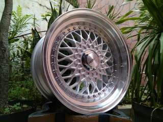 Kredit Velg Racing tanpa DP