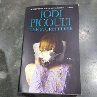 The storyteller by Jodi Picoult