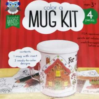 Christmas mug kit