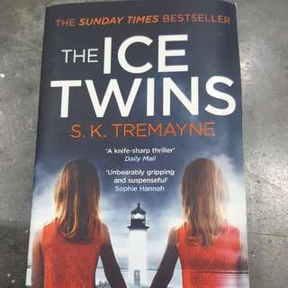 The Ice Twins (The Sunday Bestseller)