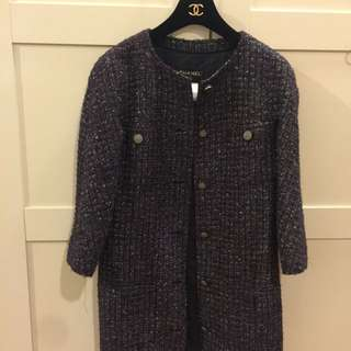 Chanel classic tweed jacket