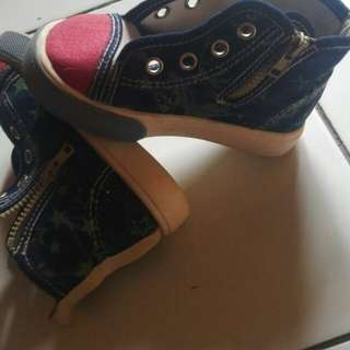Preloved Shoes for Kid