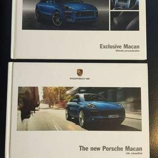 Porsche Macan Book X 2