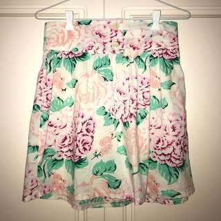 Suprè Floral Skirt